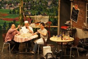 Theatergruppe Aufführung, 21.01.12